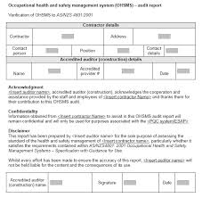 template for audit report 13 free sle audit report templates printable sles