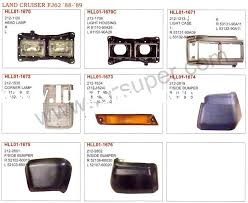 toyota land cruiser fj62 parts land cruiser parts land cruiser parts manufacturers in lulusoso
