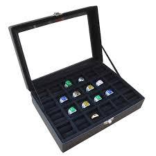 box cincin jogja craft black ring box tempat cincin box cincin