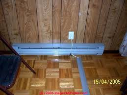 electrical outlet height clearances spacing how much space is