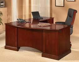 Office Furniture L Desk Belmont Transitional Styling Executive L Desk Dmi Office Furniture