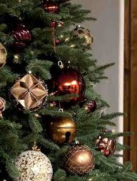 balsam and noel style tree tree decorating ideas