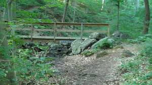 French Creek State Park Map Ridley Creek State Park White Trail Pa Youtube