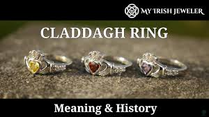 claddagh rings meaning claddagh ring meaning history
