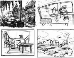 animation layout thumbnail animation world network