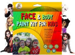 halloween makeup kits professional professional face painting supplies