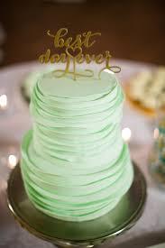 Wedding Cake Green Lighten Up 11 Pretty Pastel Wedding Cakes For Spring Weddings