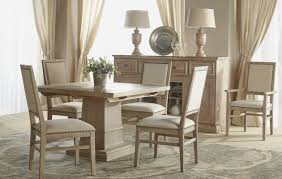 Stone Dining Room Table Lark Manor Valentin Extendable Dining Table In Stone Wash