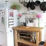 groland kitchen island 10 peeks at ikea s groland island at work in the kitchen kitchn