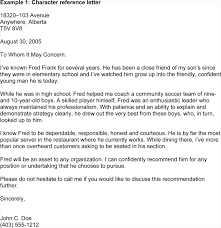 brilliant ideas of sample personal reference letter template about