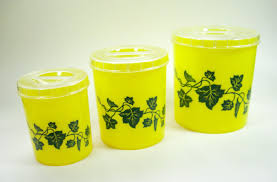 modern kitchen canisters yellow kitchen canisters kenangorgun