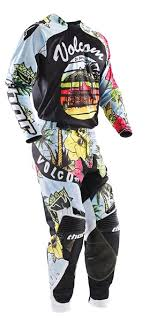motocross gear package deals core volcom aloha jersey pant package