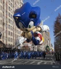 new york november 28 sonic hedgehog stock photo 165109508