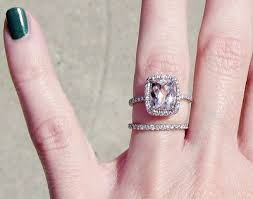 rectangle cushion cut engagement rings engagement ring is a 3 karat rectangle cushion cut light pin
