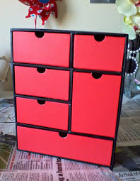 Diy Desk Vanity Diy Pop Art Desk Organiser Jolly Caucus Race