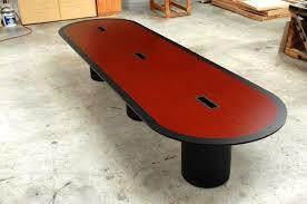 Pool Table Boardroom Table Racetrack Boardroom Table U2013 Valeria Furniture