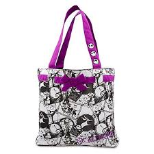 your wdw store disney tote bag the nightmare before