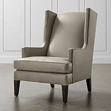 Living Rooms Chairs Living Room Chairs Accent And Swivel Crate And Barrel