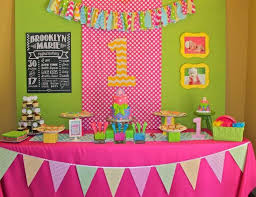 baby girl birthday ideas unique birthday party ideas for no princess theme