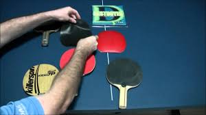 custom table tennis racket how to win at table tennis rubbers blades and premade vs custom