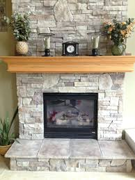 updating stone fireplace faux kits mantels ideas faux stone