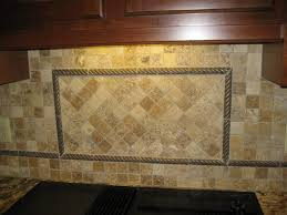 Best Travertine Backsplash Images On Pinterest Backsplash - Travertine tile backsplash