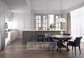 Art Deco Kitchen Design by Light Kitchen Design With Elements Of Art Deco