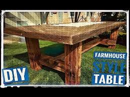 reclaimed wood outdoor table making a farmhouse table with old rustic wood diy reclaimed wood
