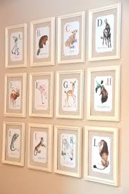 Alphabet Wall Decals For Nursery by Best 20 Alphabet Wall Art Ideas On Pinterest Alphabet Nursery
