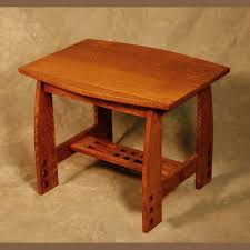 craftsman style coffee table furniture modified craftsman style coffee table finewoodworking