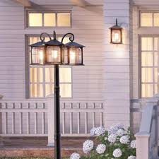 Exterior Light Fixtures Outdoor Lighting Exterior Light Fixtures At The Home Depot