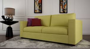Fabric Sofa Bed Get Modern Complete Home Interior With 20 Years Durability Loreto
