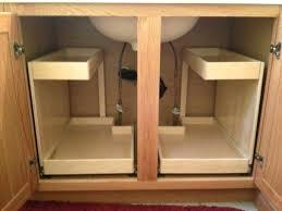 under bathroom sink storage ideas 45 elegant under the bathroom sink storage ideas derekhansen me