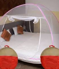 mosquito net for bed athena creations polyester fibre adults double bed foldable