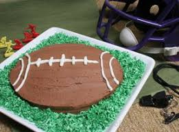 football cake football cake recipe recipetips