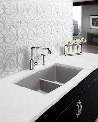 modern kitchen sink design sinks extraordinary modern kitchen sink square undermount kitchen