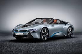 bmw sport car 2 seater bmw i8 spyder delayed by engineering setbacks motor trend wot