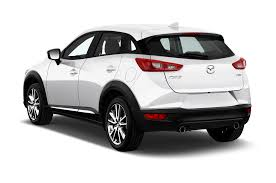 mazda suv range 2016 mazda cx 3 crossover earns iihs top safety pick automobile
