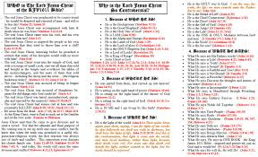 more doctrine study charts scattered christians ii