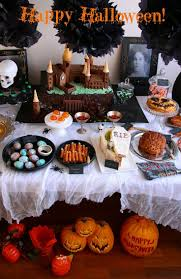 334 best halloween buffet tischdeko images on pinterest happy