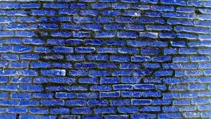 blue dark brickwall texture background stock photo picture and