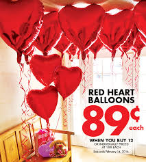 valentines ballons party city 89 s balloons save 20 milled