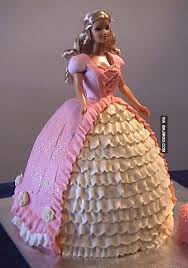 amazing birthday cakes 25 amazing designs of girl themed cakes bajiroo