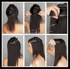 human hair extensions clip in 20 remy human clip in hair extensions 50gstraight dhl