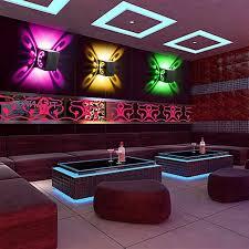 Applique 3 Lumières De Salle 3 W Papillon Led Applique Murale Surface Pour D Entrée Chambre