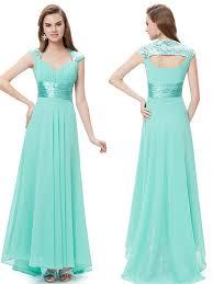 chiffon strapless full length long green bridesmaid dresses online
