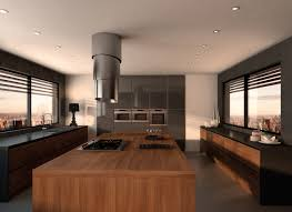 hood designs kitchens interior luxurious new kitchen of limestone vent hood design for