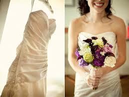 bridesmaids help bride get ready to walk down the aisle tie