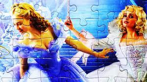 cinderella 2015 disney puzzle games rompecabezas jigsaw puzzles