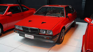 maserati biturbo sedan file maserati biturbo s at the 100 years maserati show at